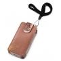 WF11 Etui na telefon brązowe